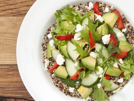 Quinoa Avocado